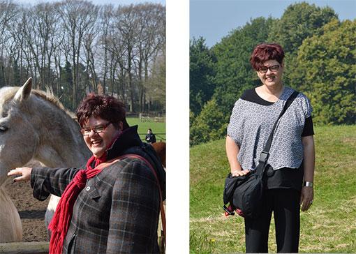 Patricia 40kg afgevallen!